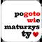 Pogotowie Maturzysty - 1-dniowe maratony przed maturą z języka polskiego i matematyki